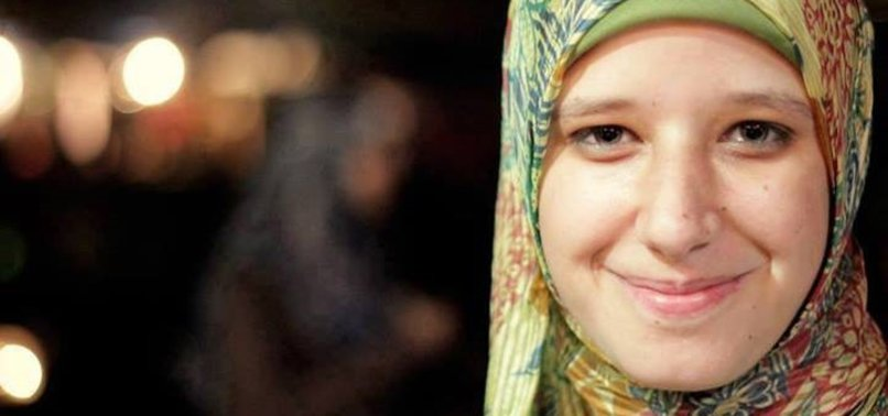 DESPITE PAINS, ASMAA'S MOTHER FIGHTS EGYPT COUP
