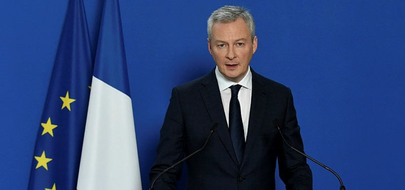 FRANCE SLAMS TRUMPS NEW TARIFFS ON STEEL, ALUMINIUM