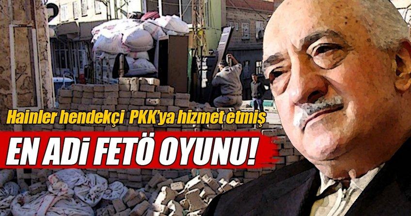 Bakan Kaya: PKK'nın hendeğine FETÖ hizmet etmiş