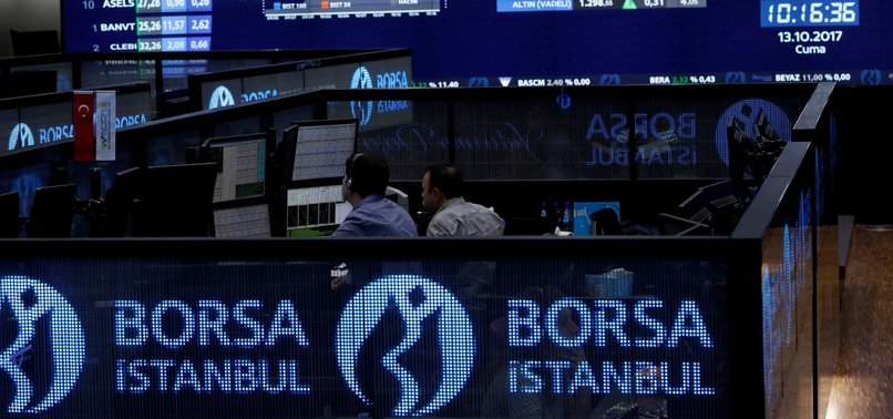 TURKISH STOCKS POST BEST QUARTER IN A DECADE ON REOPENING HOPES