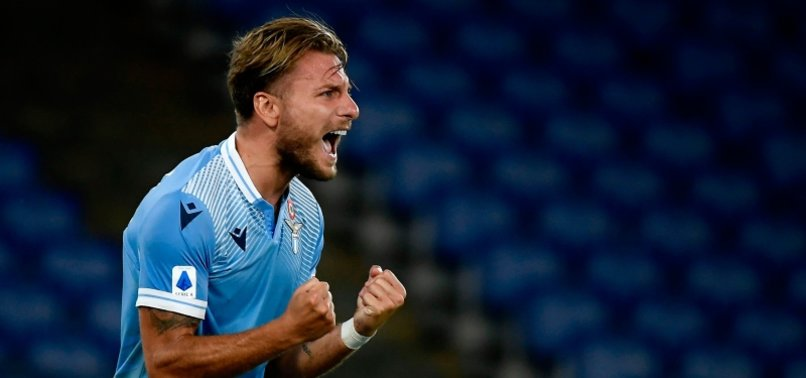 IMMOBILE WINS GOLDEN BOOT, SEEKS GOAL RECORD IN SERIE A