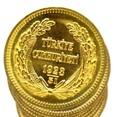 Cumhuriyet gold hits over TL 1,000