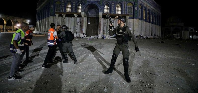 UAE, Bahrain slam Israel over Jerusalem violence
