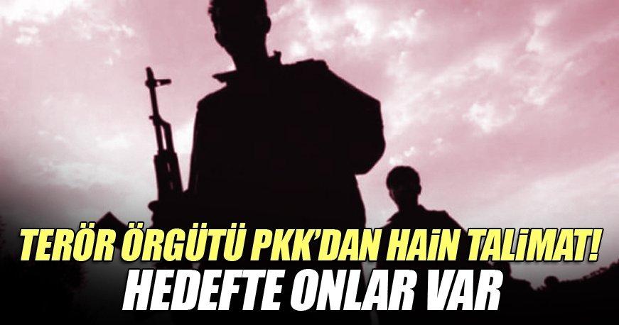 PKK yeni taktikler geliştirmeye çalışıyor