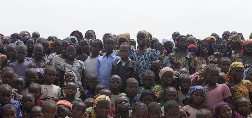 NIGERIA FREES 183 CHILDREN, CLEARS TIES TO BOKO HARAM