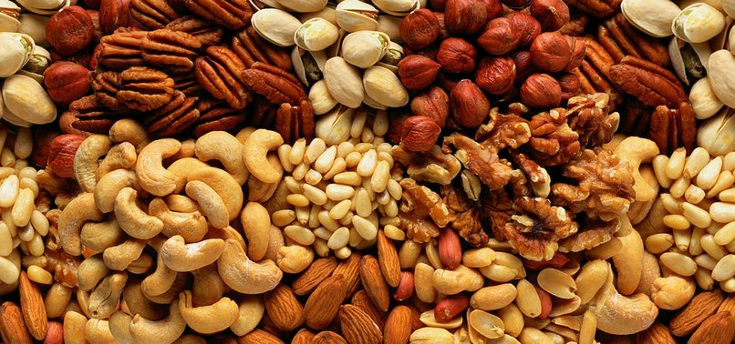 EATING NUTS MIGHT HELP LIMIT WEIGHT GAIN