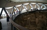 World's oldest temple Göbeklitepe located in Turkey's Şanlıurfa attracts record visitors