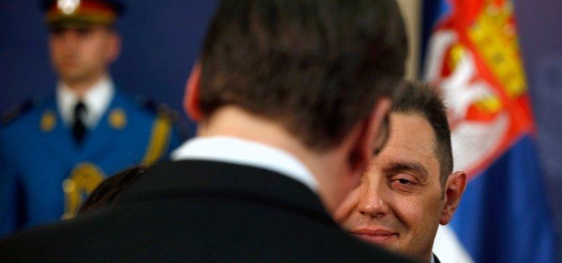 SERBIA: TOP POLITICIANS TEST POSITIVE FOR CORONAVIRUS