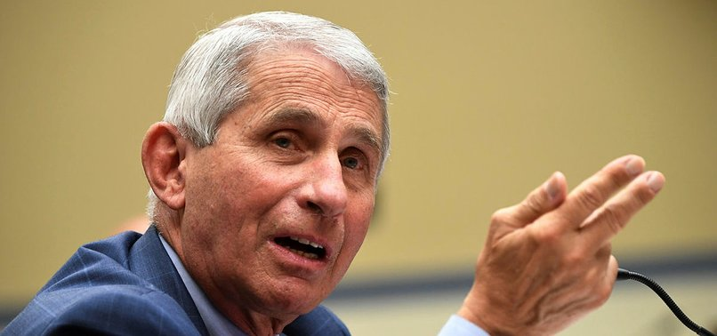 FAUCI DOESNT THINK U.S. WILL HAVE TO GO BACK INTO SHUTDOWN MODE