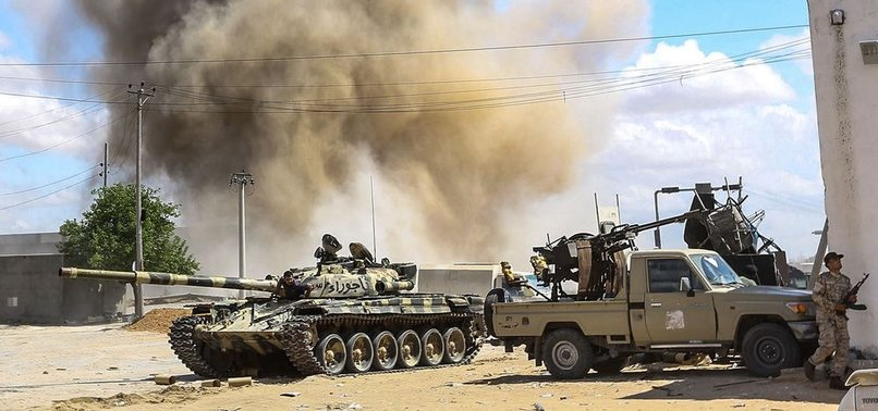 GEOPOLITICAL RIVALRY BLOCKS LIBYAN SETTLEMENT, SAYS EXPERT