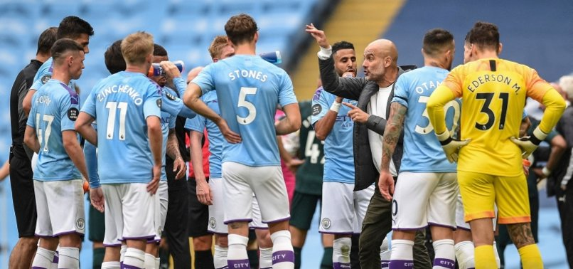 MANCHESTER CITY OVERTURN 2-YEAR BAN FROM CHAMPIONS LEAGUE