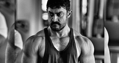 Indian movie star Aamir Khan's latest blockbuster Dangal has become the highest-grossing Bollywood film of all time, smashing his own record, trade analysts and producers said on Monday.br / br...