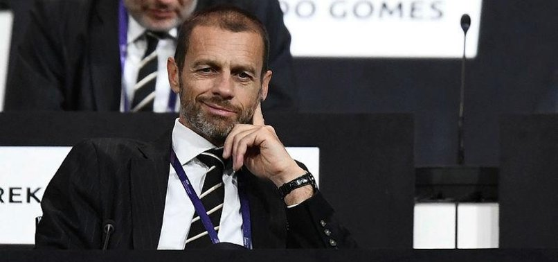 Uefa Chief Blasts Macron Interference Into Champions League Reforms Anews