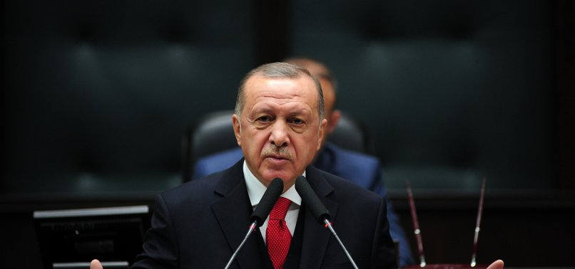 TURKEY IS KEY TO PEACE IN LIBYA, PRESIDENT ERDOĞAN SAYS