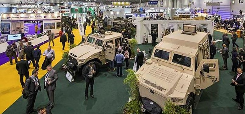 42 TURKISH FIRMS TO JOIN LEADING DEFENSE FAIR DSEI
