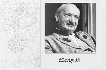 Varoluşçu felsefenin kurucularından Martin Heidegger