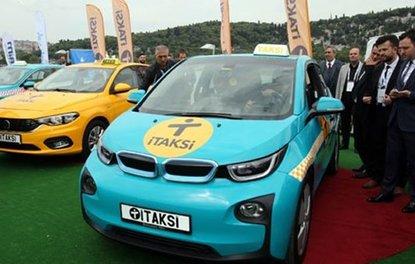 Taksilerde devrim gibi yenilik!