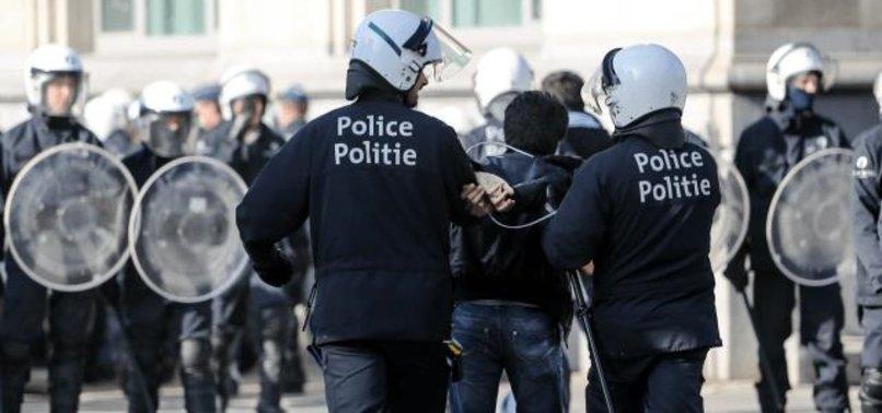 FOUR ACCUSED OF MURDERING PALESTINIAN BOY IN BELGIAN ASYLUM CENTRE