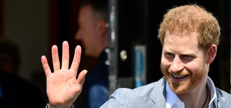 UKS PRINCE HARRY WINS DAMAGES OVER PHOTOS SHOT FROM HELICOPTER