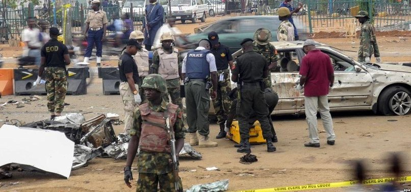 AT LEAST 34 KILLED IN ATTACKS BY GUNMEN ON VILLAGES IN NIGERIA