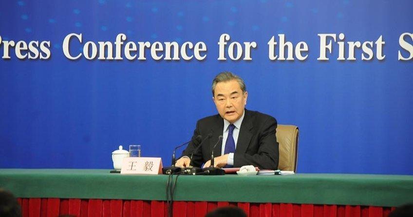 Çin Dışişleri Bakanı Vang: Ticaret savaşı olursa gereken cevabı veririz