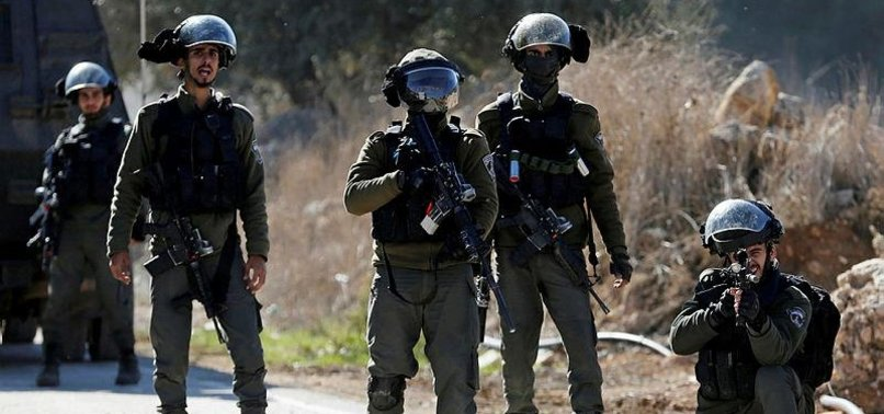 ISRAEL DETAINS 8 PALESTINIANS IN WEST BANK RAIDS