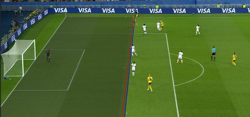 FIFA READY TO USE AUTOMATED OFFSIDE CALLS IN 2022 WORLD CUP