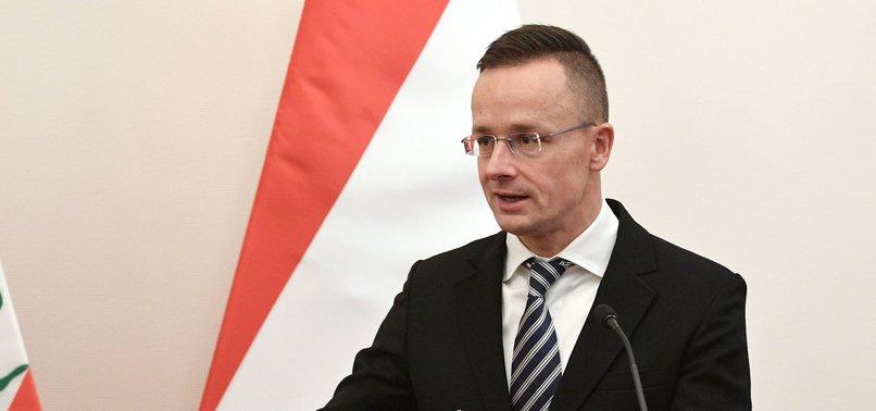 HUNGARY CRITICIZES EU OVER FAILURE TO AGREE ENLARGEMENT TALKS