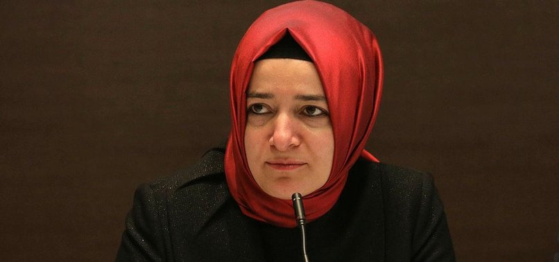 TURKISH MINISTER ADDRESSES VIOLENCE AGAINST WOMEN AT UN