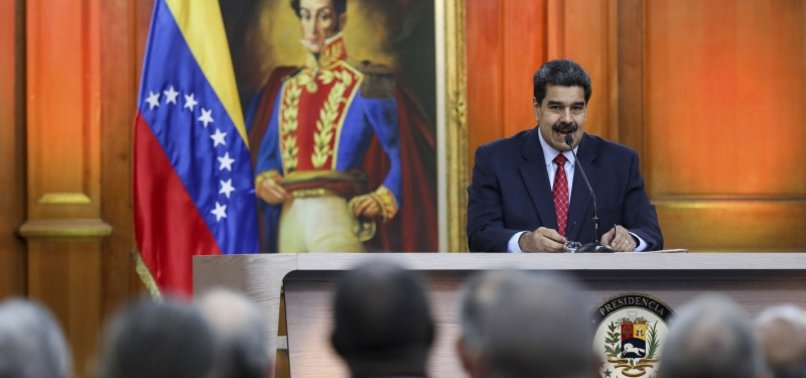 VENEZUELA TO CONTINUE SELLING OIL TO US DESPITE CUTTING DIPLOMATIC TIES, MADURO SAYS