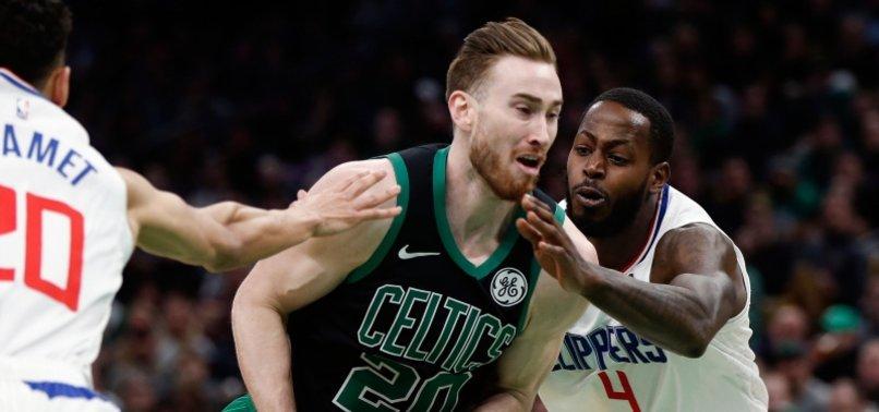 CELTICS STAR HAYWARD TO BE FREE AGENT: NBA INSIDER