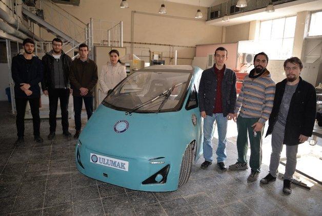 İşte yerli otomobile örnek olacak elektrikli araç