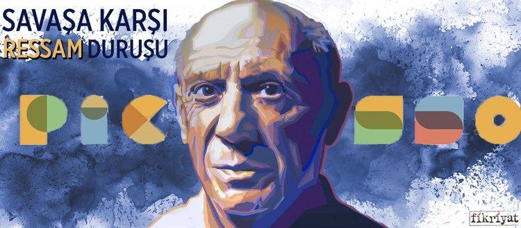 Savaşa karşı ressam duruşu: Picasso