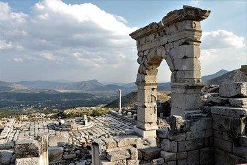 İmparatorların gözde şehri Sagalassos