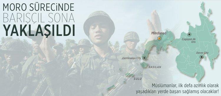 Moro sürecinde barışçıl sona yaklaşıldı