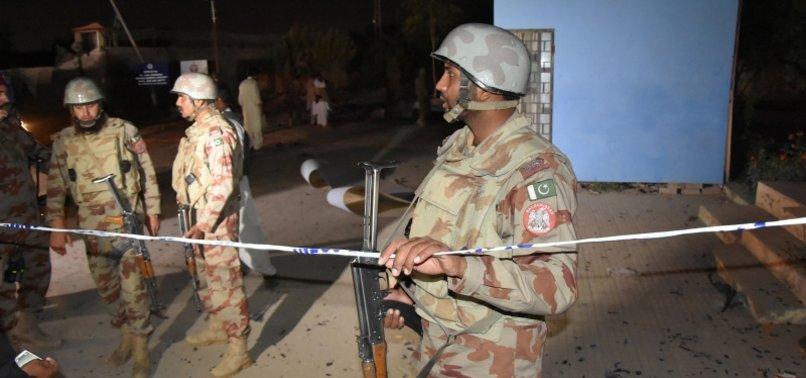 PAKISTAN FOILS MAJOR SUICIDE BOMB ATTACK IN QUETTA