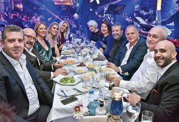 Ebru Gündeş ile erken kutlama