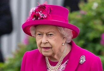Kraliçe Elizabeth'in 70 gün sonra ilk görüntüsü