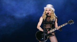 Madonna Eurovisionda sahne alacak