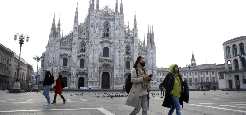 ITALY REPORTS 72 CORONAVIRUS DEATHS ON TUESDAY, 4,021 NEW CASES