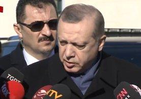 Cumhurbaşkanı Erdoğan TBMM'deki anayasa görüşmelerine ilişkin önemli açıklamalarda bulundu