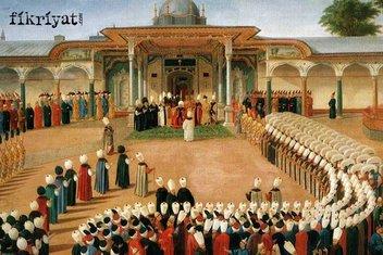 Osmanlı bayram merasimlerinin temeli: Arife tahtı