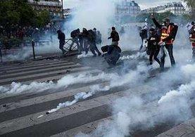 Fransa'da evden çıkmayın uyarısı yapıldı!
