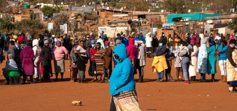 COVID-19 CASES IN AFRICA SURPASS 1.7M