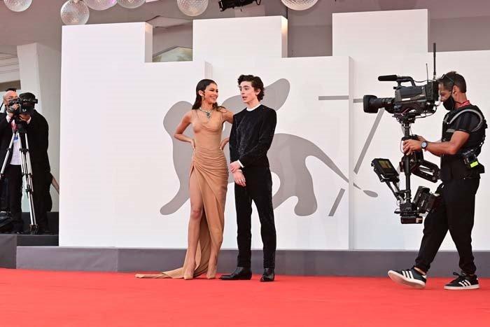78. Venedik Film Festivali'nin Tüm Kırmızı Halı Görünümleri