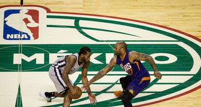 NBA games have been played in Mexico for a quarter of a century and the league, eager to grow the sport worldwide, is going to look at the possibility of establishing a franchise in that country,...