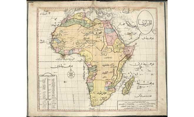 Afrika Kıtası (İklim-i Afrika)