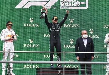 F1 Türkiye Grand Prix'si Avrupa'da geniş yankı buldu
