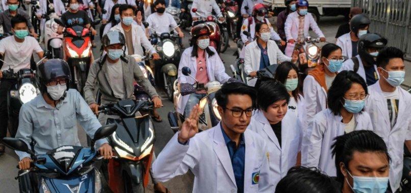 MYANMAR FACES POSSIBILITY OF MAJOR CIVIL WAR - UN ENVOY
