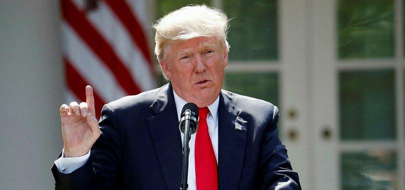 LAWMAKER SAYS TRUMP MADE DISPARAGING REMARKS, ALTHOUGH U.S. PRESIDENT DENIES